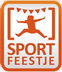 Sportfeestje logo